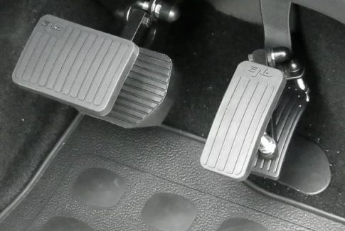 Pedal Modifications